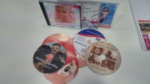 CD ili DVD promocija, cd coveri, cd brošura, DVD promotivnio cd-i, CD/DVD mediji,