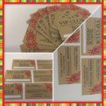 Izrada VIP kartica na PVC materijalu