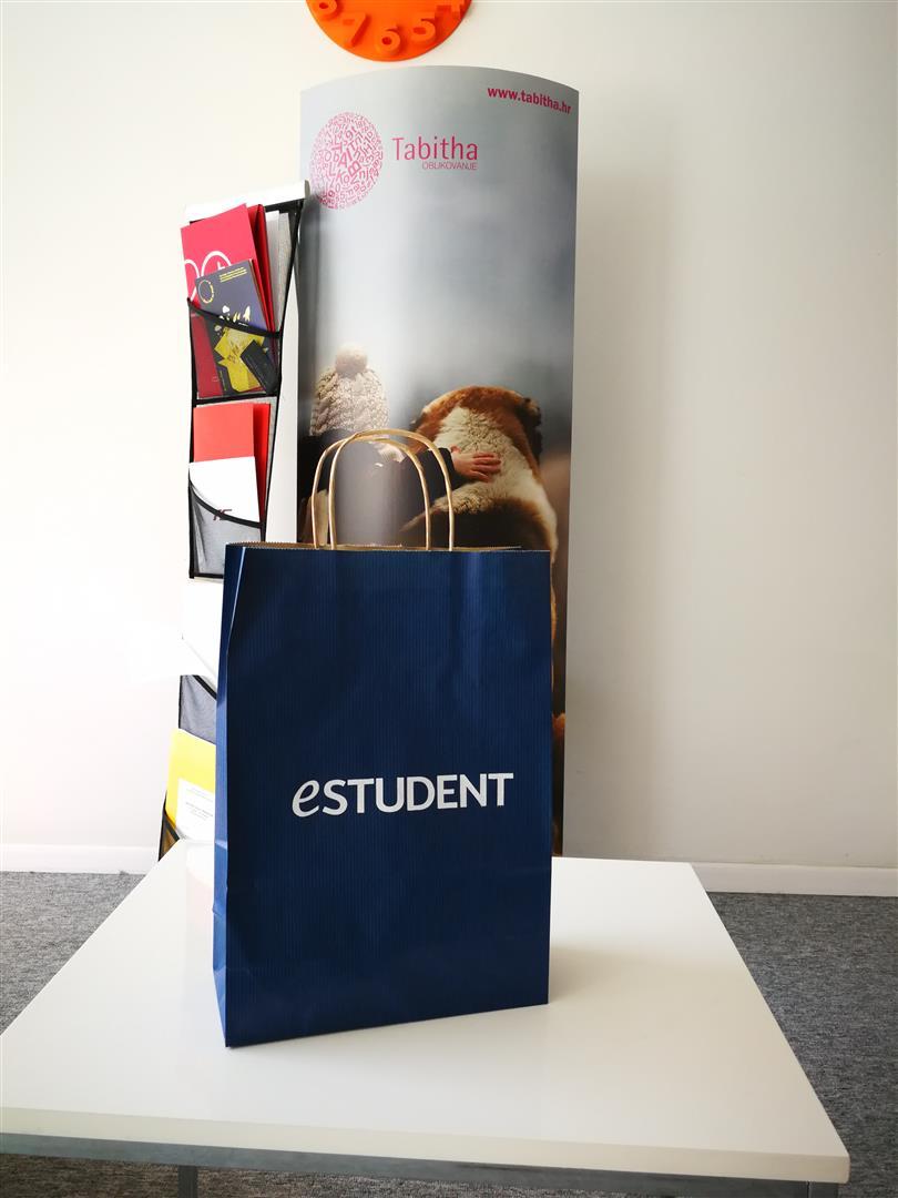papirnate vrećice - Estudent