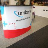 Promo pult premium - Umboss