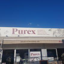 Oslikavanje poslovnog prostora - Purex