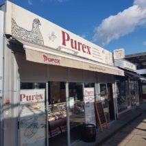 Oslikavanje poslovnog prostora - Purex trešnjevka