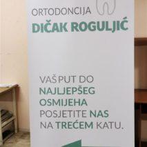 Roll up - Ortodoncija