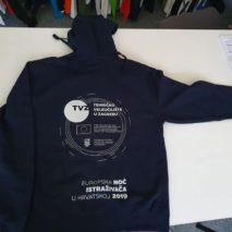 Plava duksa - TVZ 2