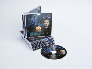 Don Bosco CD case