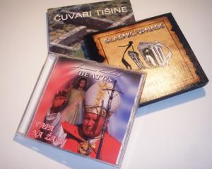 Izrada muzičkih CD-a