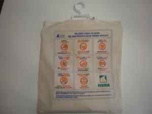 tisak na platnene vrećice
