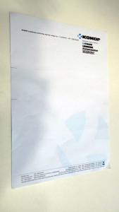 memorandum print