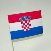 zastavice na čačkalici - hrvatska