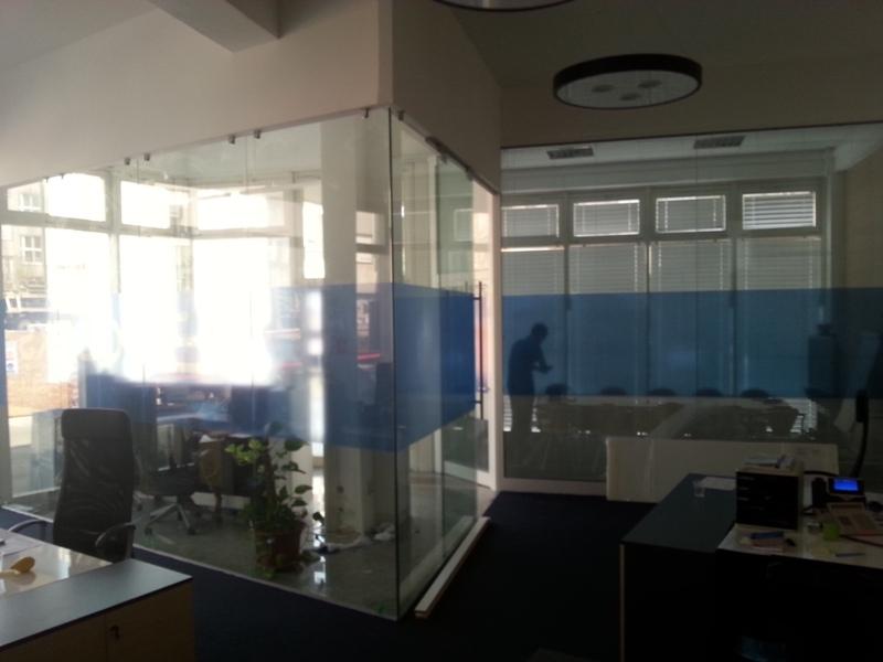 prozirna pvc folija