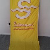 tisak zastava - Kamp Šimun