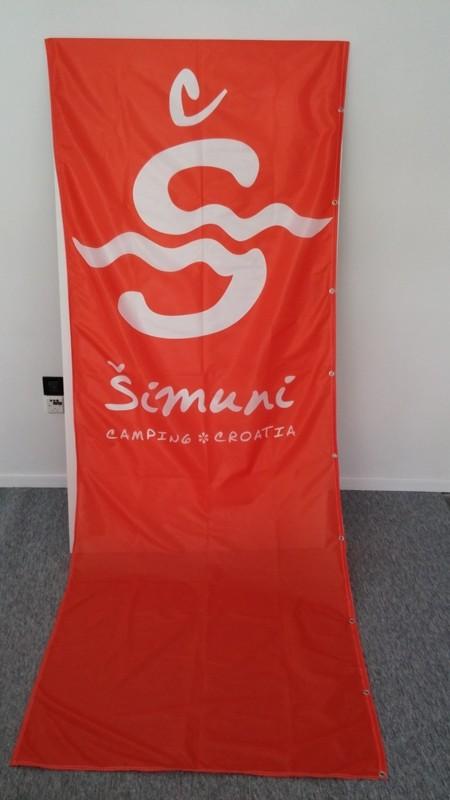 Beach flag – zastave