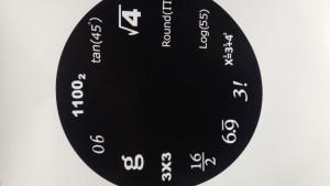 PVC folija print