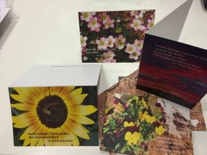 razglednice, čestitke, pozivnice