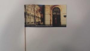 Papirna zastavica