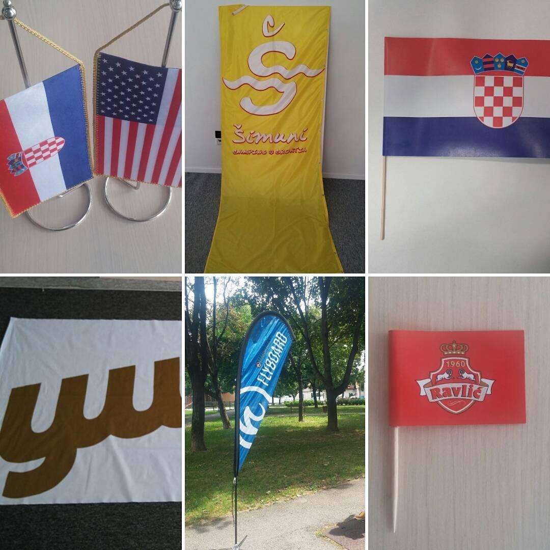 zastave i zastavice