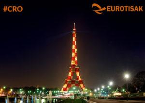 Eurotisak za kockasti Pariz!!!