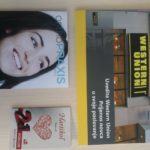 Tisak kataloga, tisak brošura, tisak promo kartica