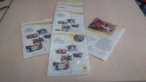 Brošure sa magnetima