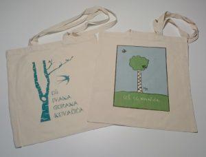 platnena torba vrećica juta eko zgys