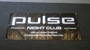 banner cerada reklama pulse klub