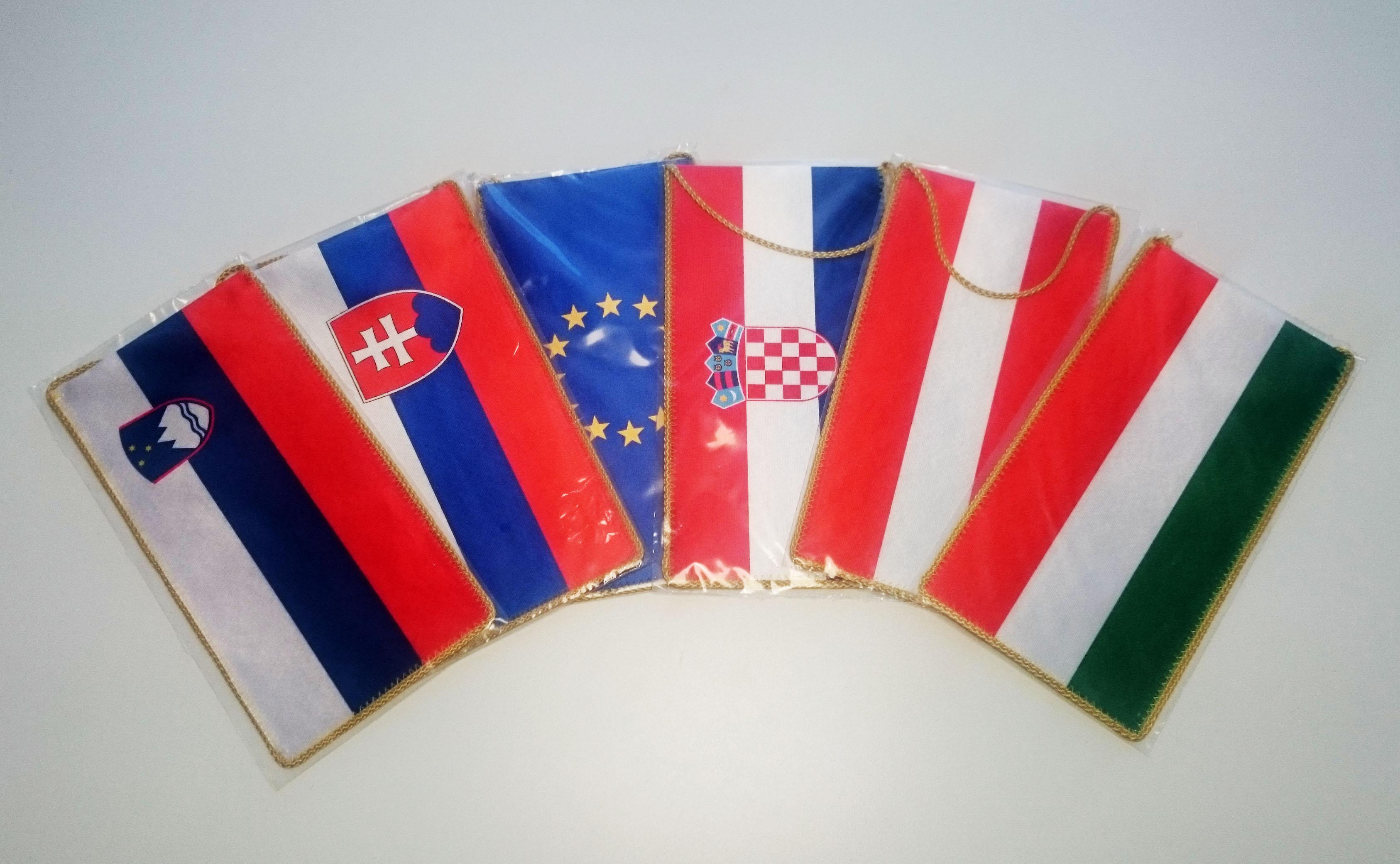 stolna zastavica, zastavica, hrvatska zastava, zastava