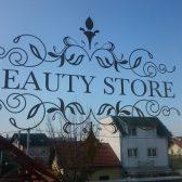 Oslikavanje prostora - Beauty store
