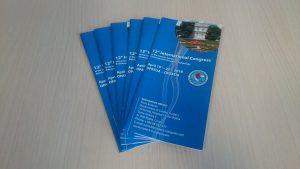 brošura tisak kongres 1
