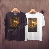 Vjerski tisak eurotisak majice 1