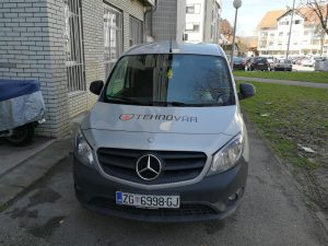 Cut slova i montaža vozila - Tehnovar