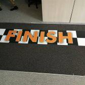 Banner natjecanje - finish