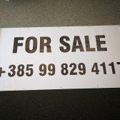 Cerada za prodaju