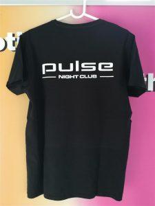 Sitotisak na majice - Pulse