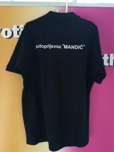 Tisak na majice - Mandić