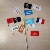 Zastavica čačkalica