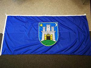 Grad zagreb zastava