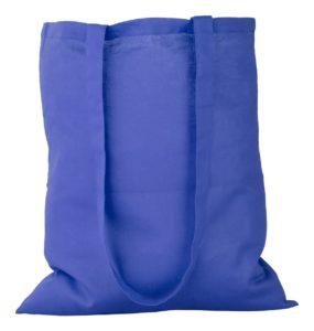 platnena torba plava