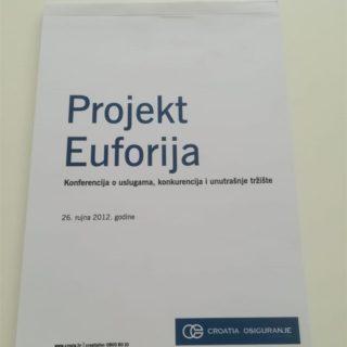 Blok za pisanje - Croatia osiguranje - ljepljeni