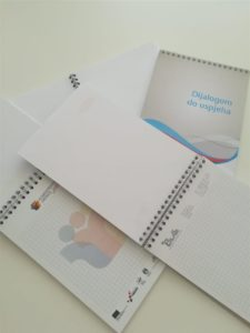 Blok za pisanje - print u boji