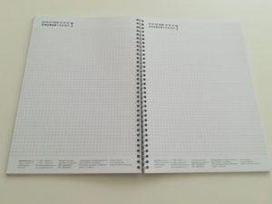 Blok za pisanje - zagrebtrans - kockice