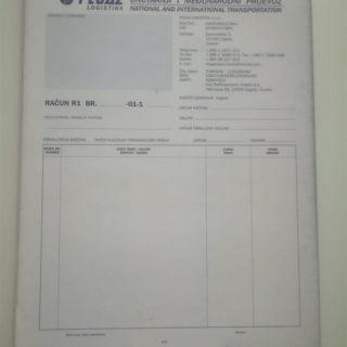 NCR radni nalog - pegaz