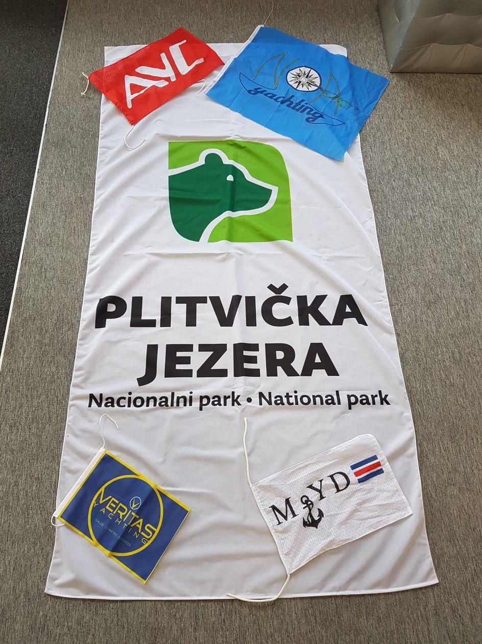 Print na različite zastave