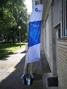 Beach flag - Hrvatska gospodarska komora