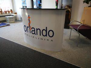 Orlando promo pult