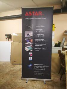 Roll up - Astar