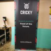 Roll up - Cricky