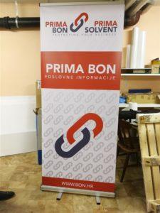 Roll up - Prima bon