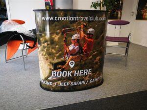 Promo pult premium - Croatian travel club