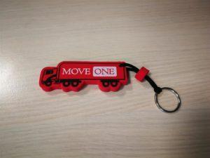 Spužvasti privjesak kamion - Move one
