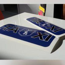 PVC naljepnice - Taxi oznake
